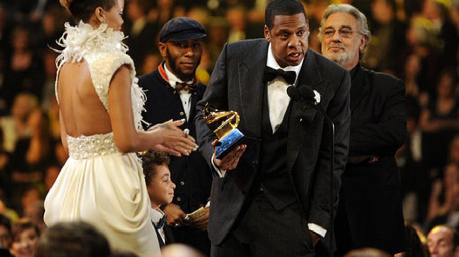 The 2010 Grammys in Photos