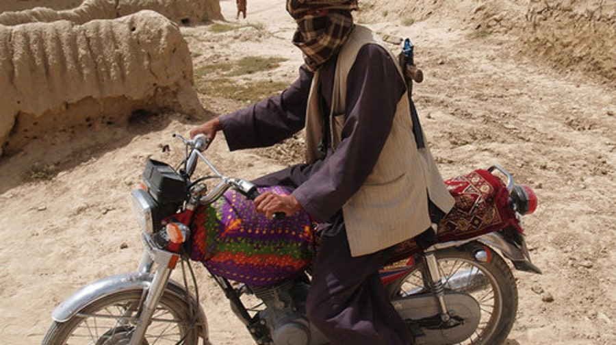 Photos: Embedded With the Taliban