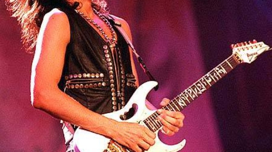 Steve Vai Photos