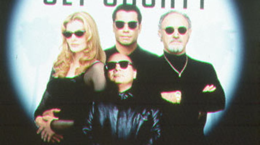 Stills From the Movie Get Shorty