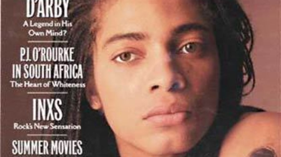 Terence Trent D'Arby Photos