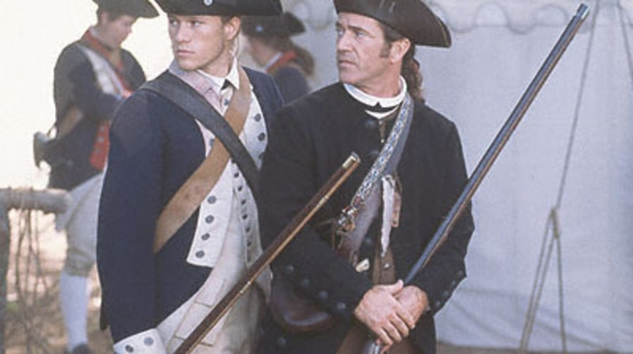 Stills From the Movie The Patriot