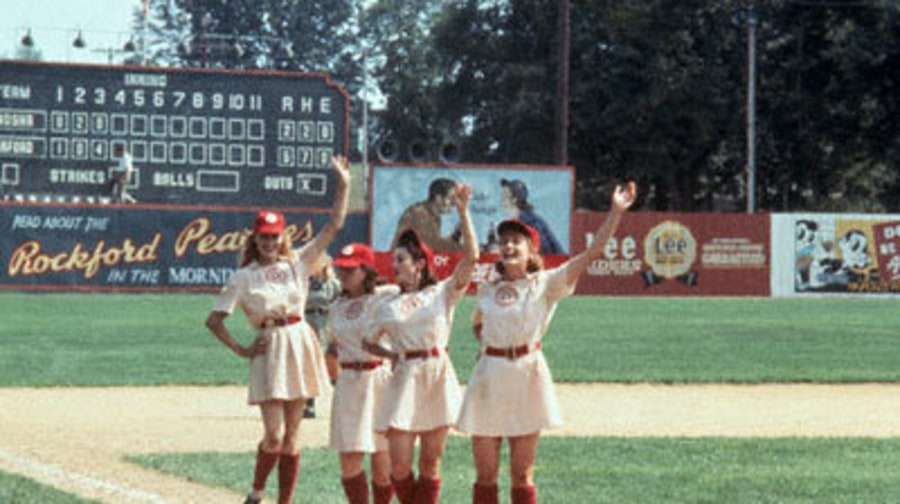 Stills From the Movie A League of Their Own