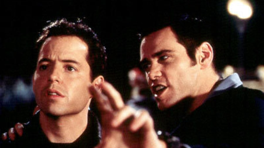 Stills From the Movie The Cable Guy