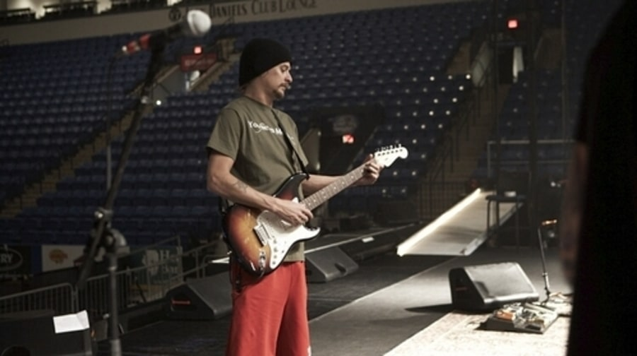 Backstage With Kid Rock: An Exclusive Look at the