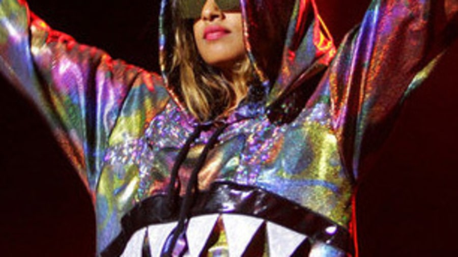 M.I.A.'s Wildest Looks
