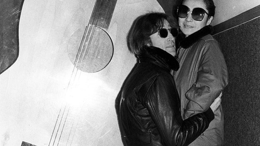 John Lennon and Yoko Ono in New York: The Last Years