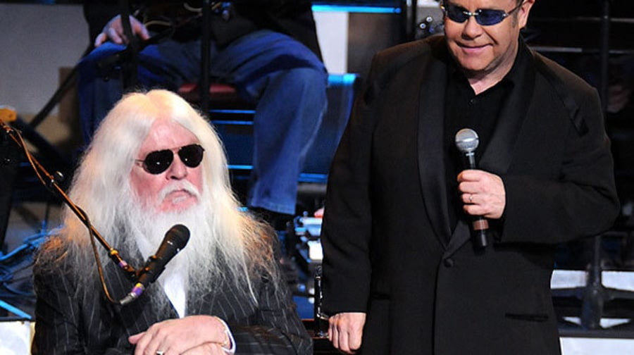Opening Night on Elton John and Leon Russell's