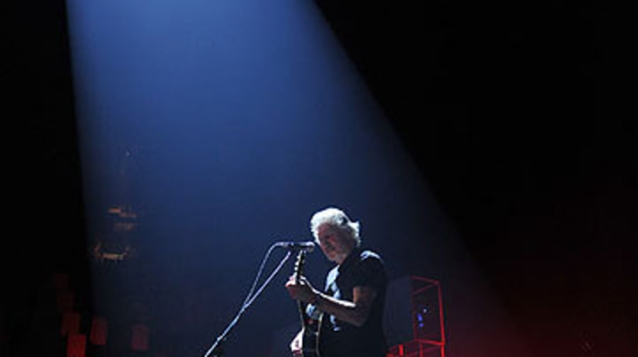 Roger Waters' 'The Wall Tour' Kickoff