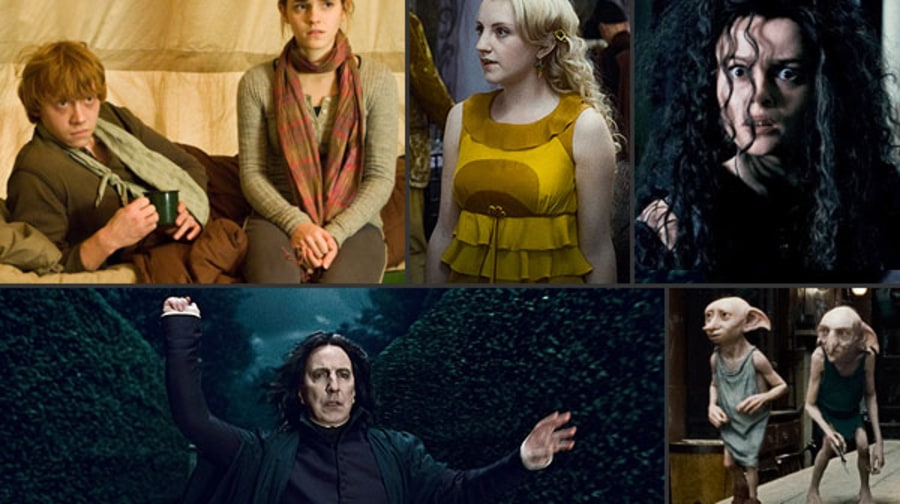 The Ten Best Characters in 'Harry Potter and the Deathly Hallows, Part I'