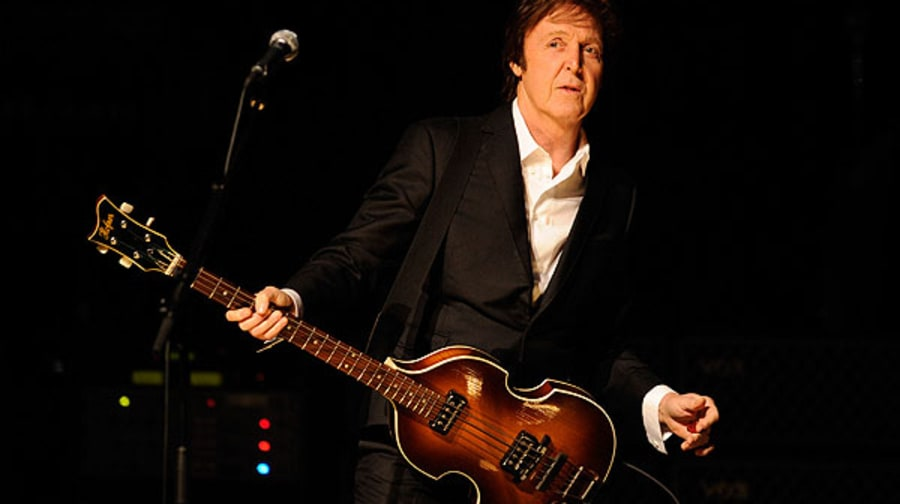 Paul McCartney's Star-Packed Apollo Show
