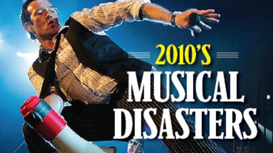 The 11 Biggest Musical Disasters of 2010