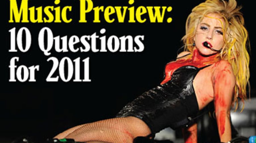 Music Preview: 10 Big Questions for 2011