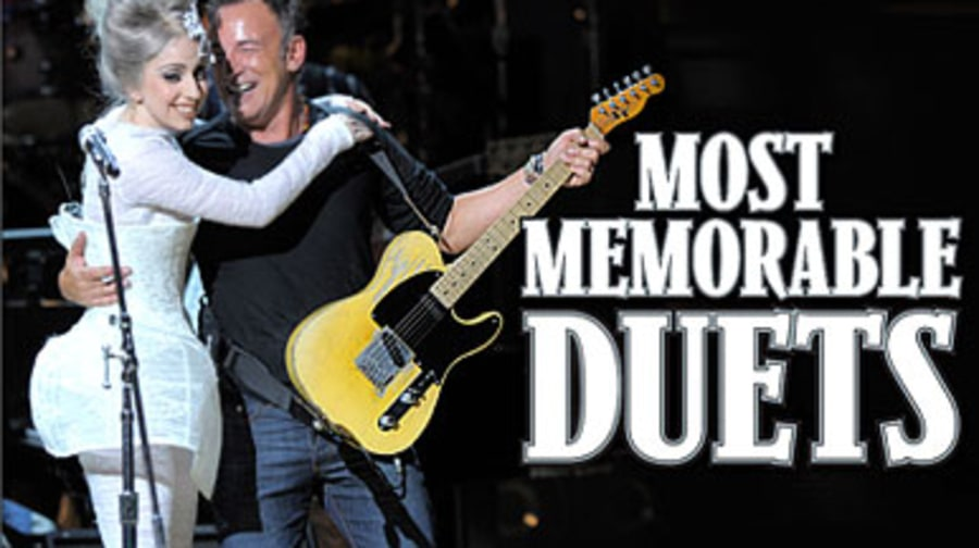 The 20 Most Memorable Duets of All Time