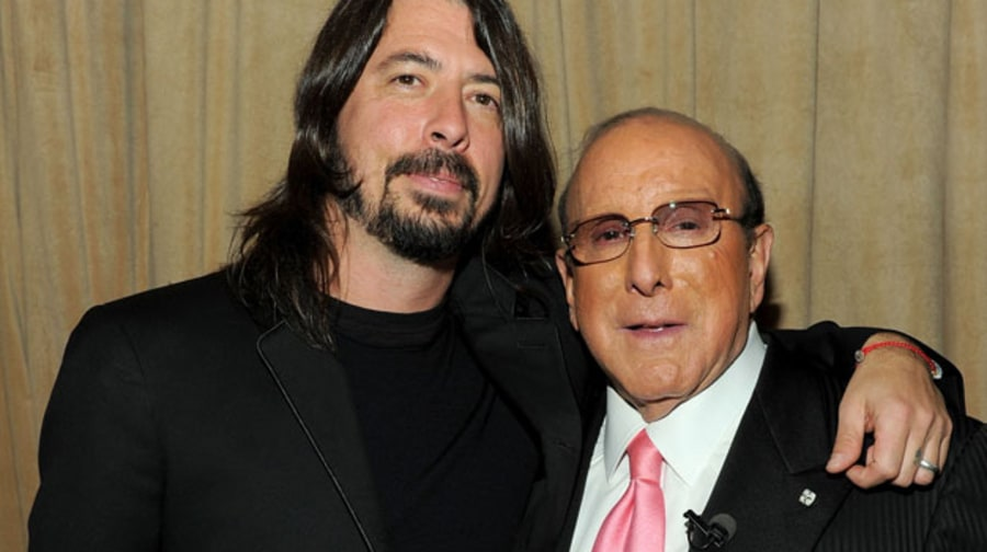 Photos: Clive Davis' Pre-Grammy Party