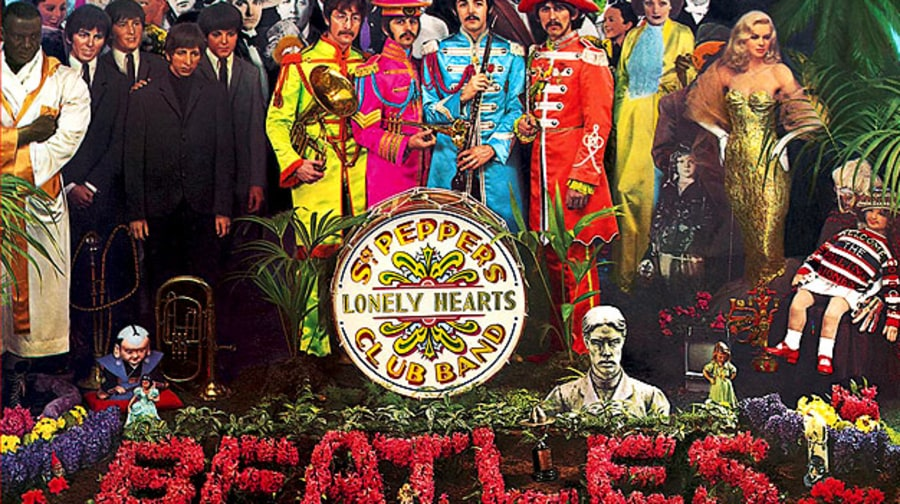 Rolling Stone Readers Pick the Top 10 Beatles Albums