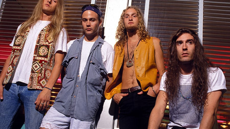 Photos: Alice in Chains in the Nineties