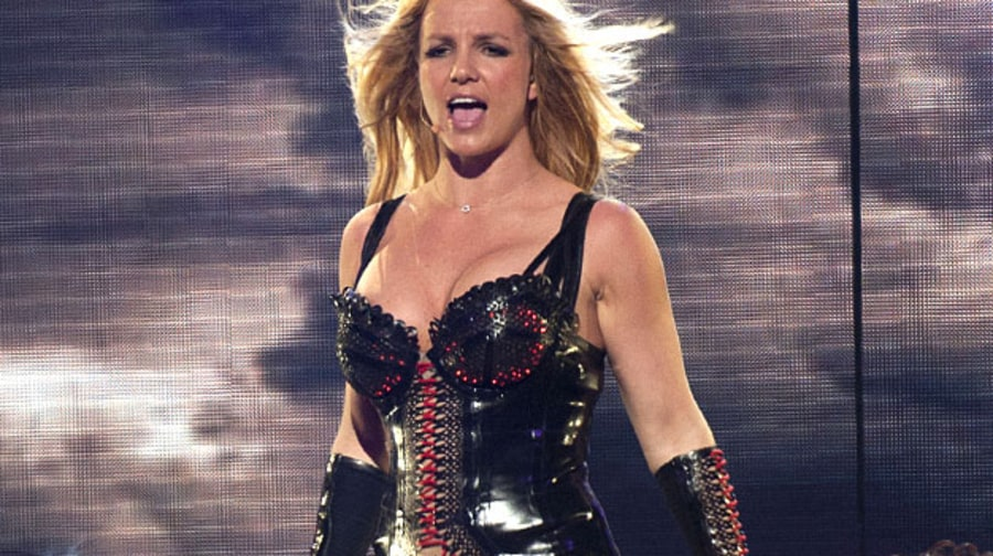 Photos: Britney Spears Performs in San Francisco
