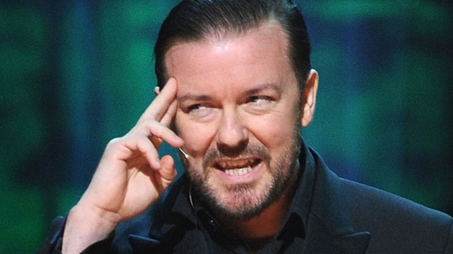 Ricky Gervais's 10 Best Zings