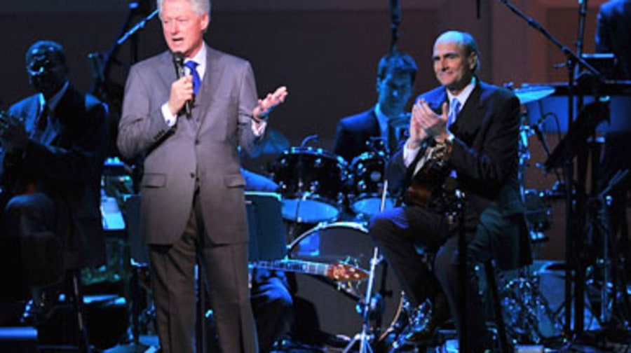 Photos: James Taylor, Sting, Bette Midler and More at Carnegie Hall