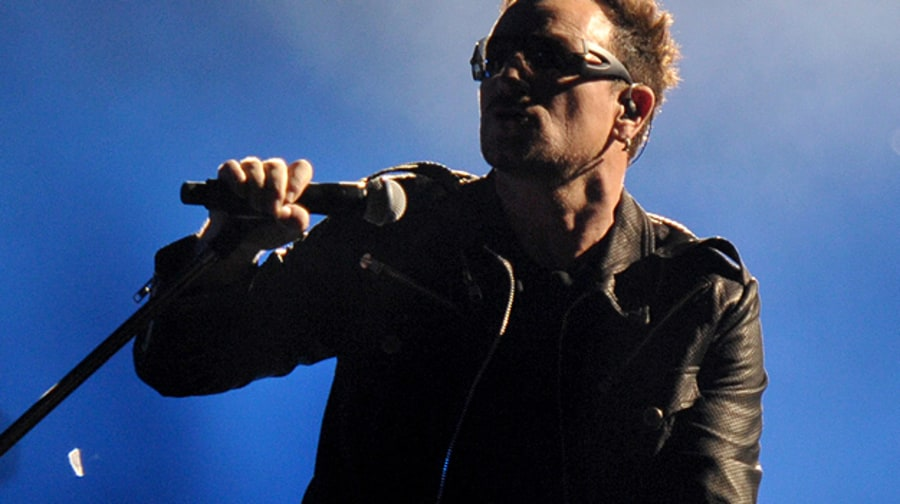 Photos: U2 Return to the U.S. on 360 Tour