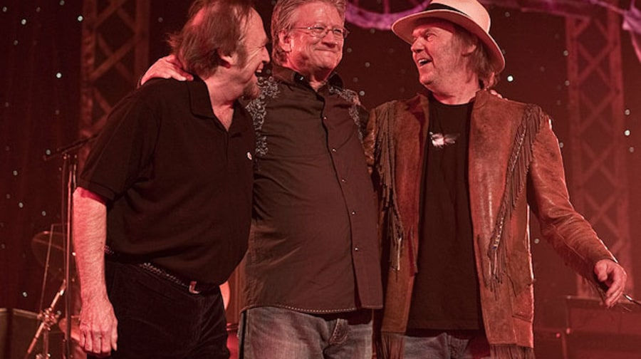 Photos: Buffalo Springfield Kick Off Their Reunion Tour
