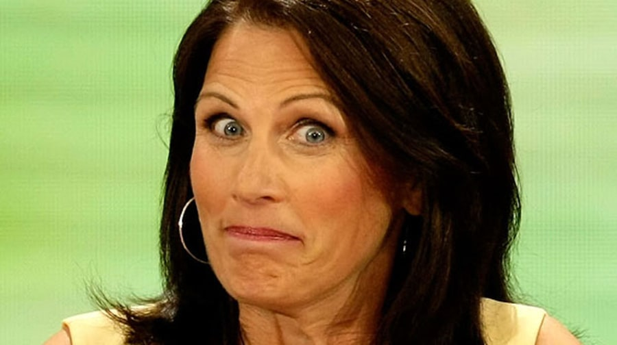 Michele Bachmann's Craziest Moments