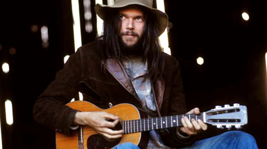 Photos: Two Classic Takes on Neil Young