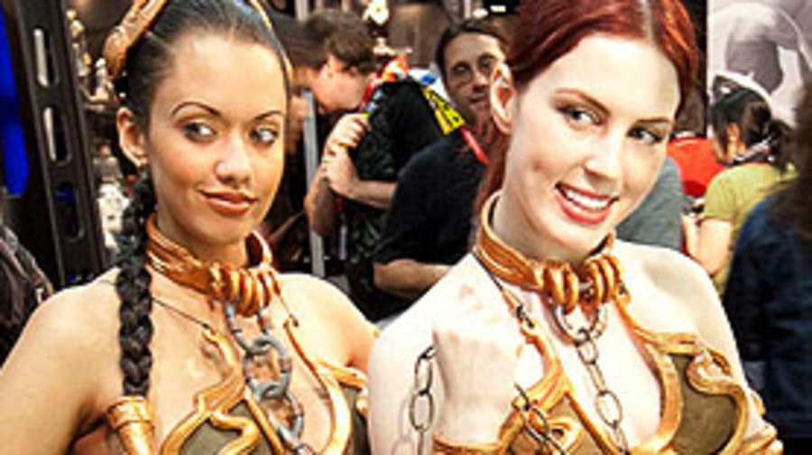 Photos: Cosplay at the 2011 Comic-Con