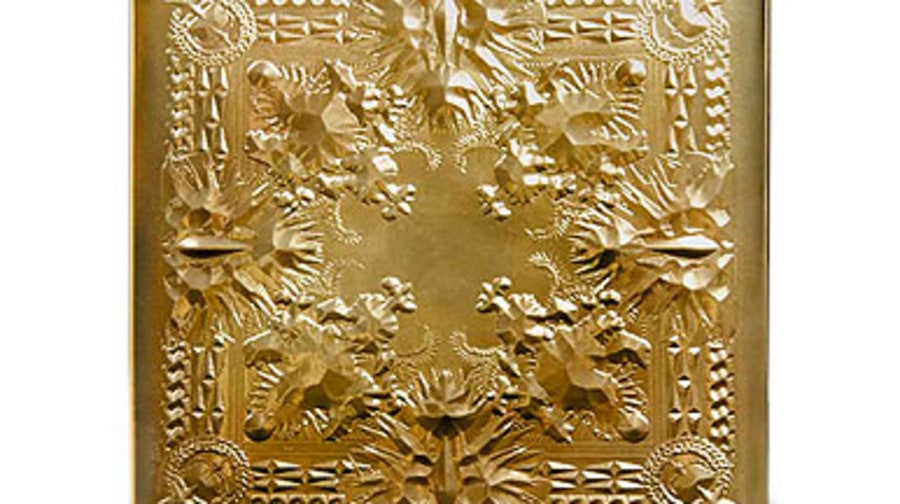 Jay-Z and Kanye West's 'Watch the Throne' Album Artwork
