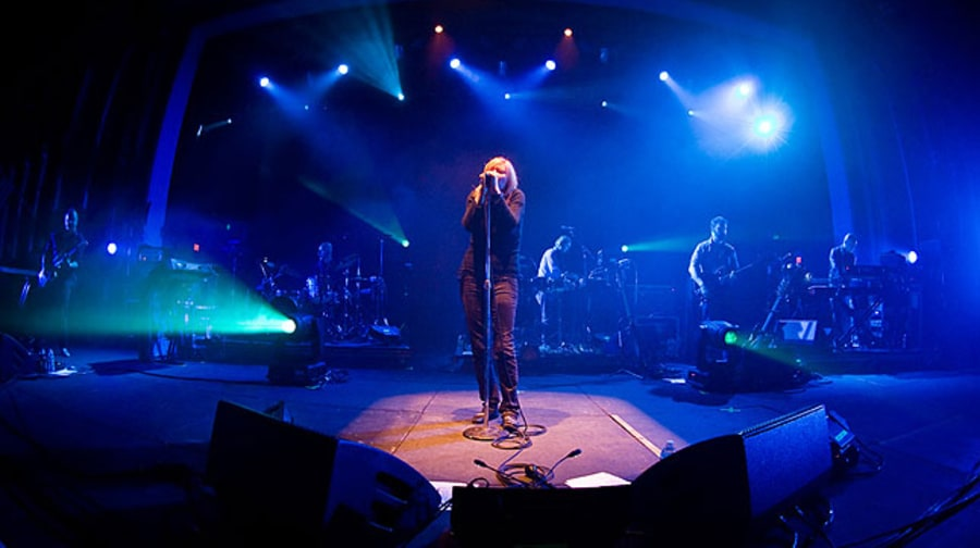 Photos: Portishead, Jeff Mangum, Cults and More at ATP