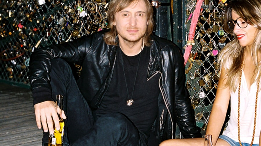 Photos: Inside David Guetta's Paris Photo Shoot