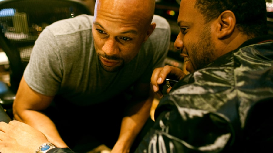 Behind the Scenes with Common