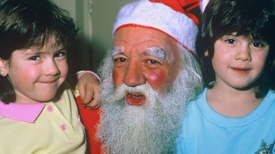 Rockers Celebrate Christmas: Then and Now