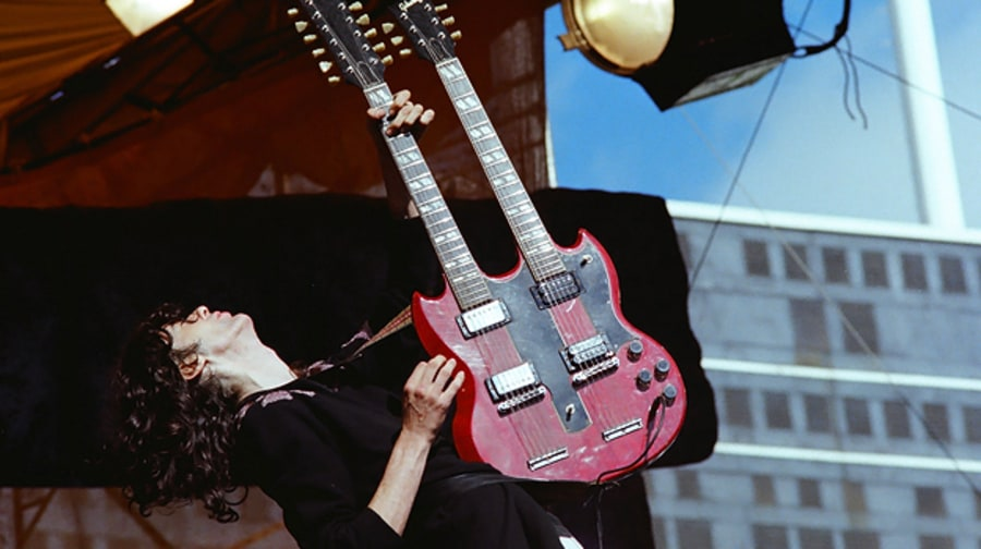 Jimmy Page's Life in Pictures