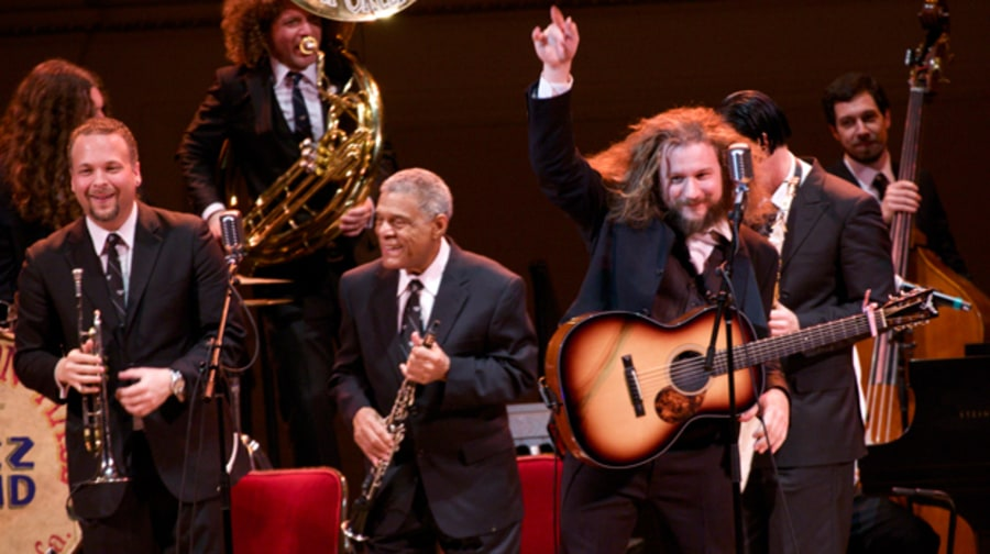 Preservation Hall Jazz Band 50th Anniversary Celebration