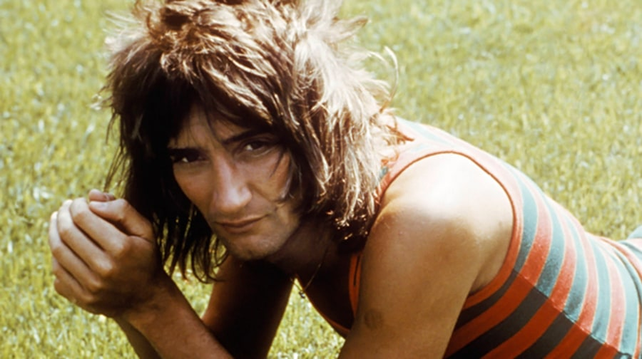 Rod Stewart Through the Years