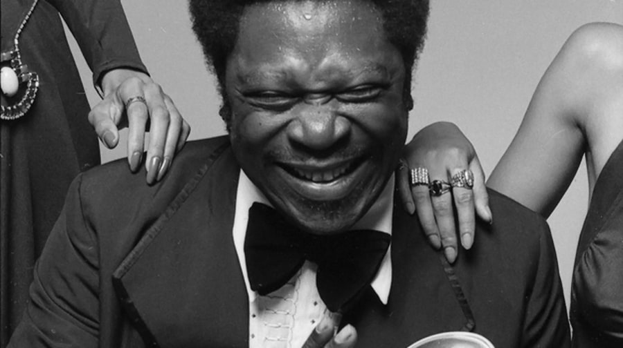 B.B. King Is Friends With Everybody