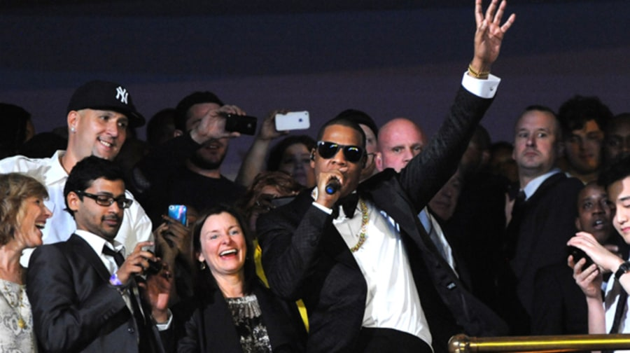 Jay-Z Performs at Carnegie Hall, Parties at 40/40 Club