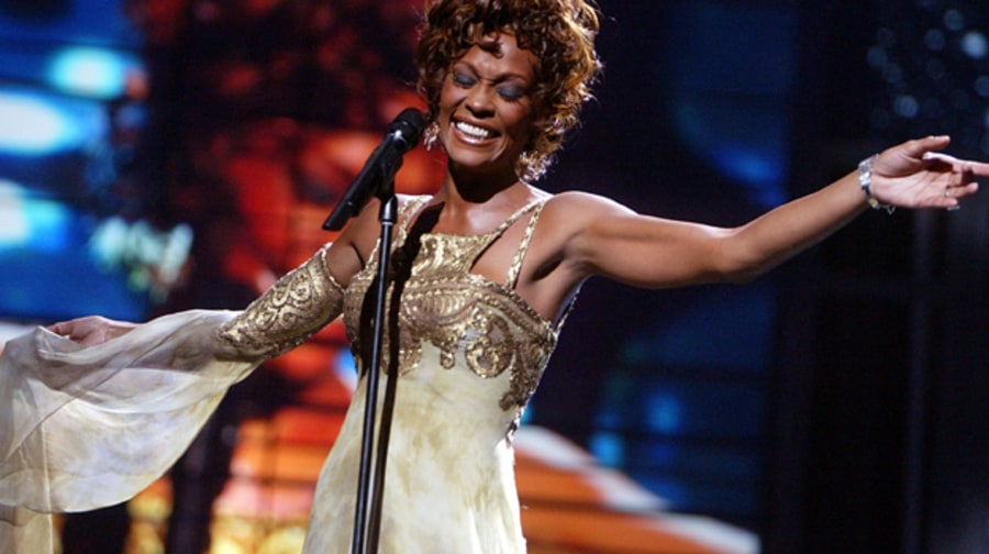 Whitney Houston Through The Years