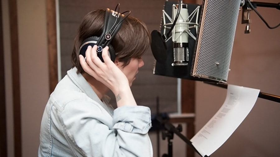 Behind the Scenes With Tegan and Sara