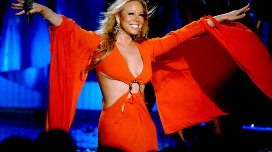 Ten Incredible Mariah Carey Performances