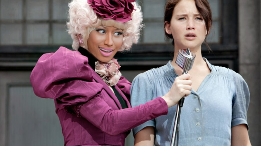 'The Hunger Games': If Rockers Ruled Panem