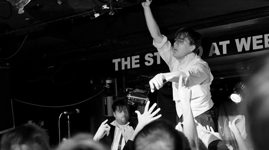 The Hives Rock the Tiny Studio at Webster Hall