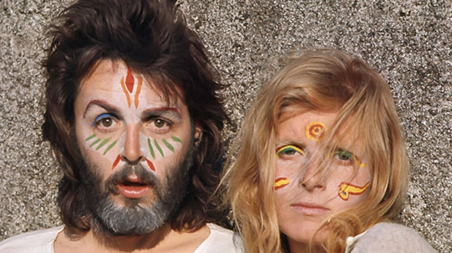 Paul and Linda McCartney's 'Ram' Photos