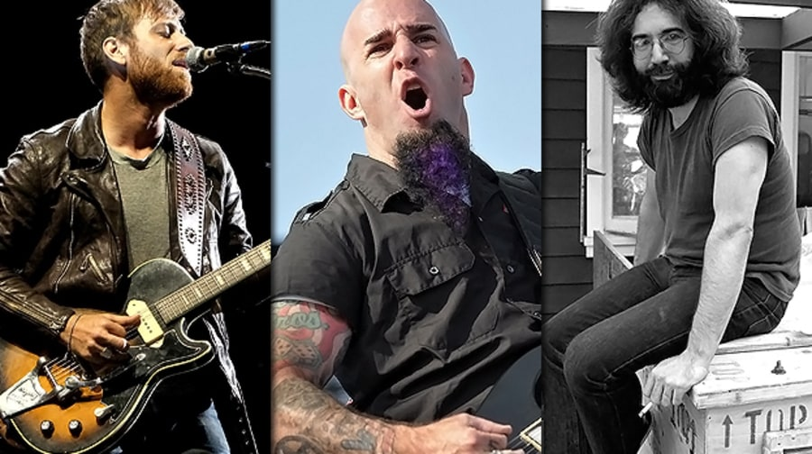 Readers' Poll: Best Beards in Rock