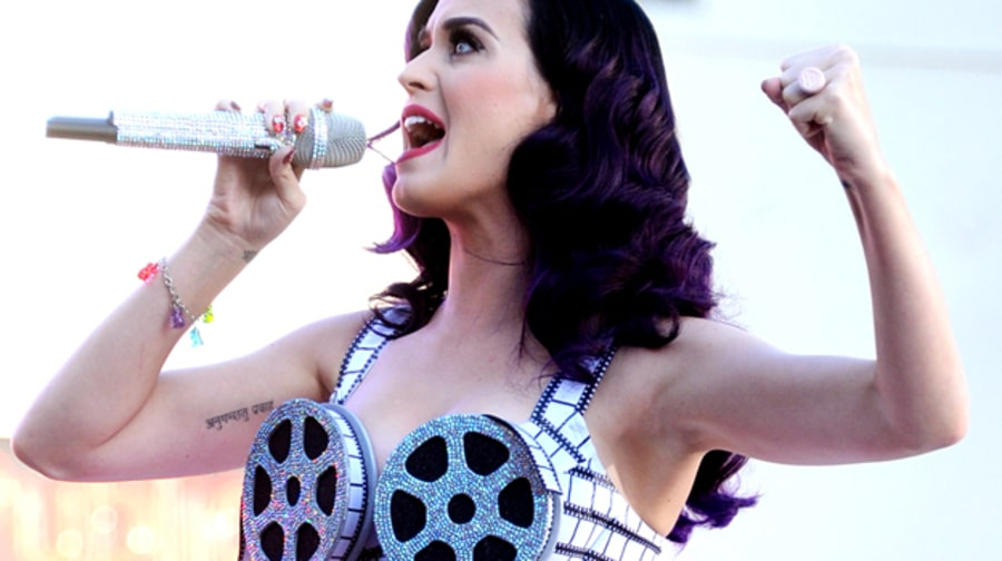 #RSFans' Favorite Katy Perry Music Videos