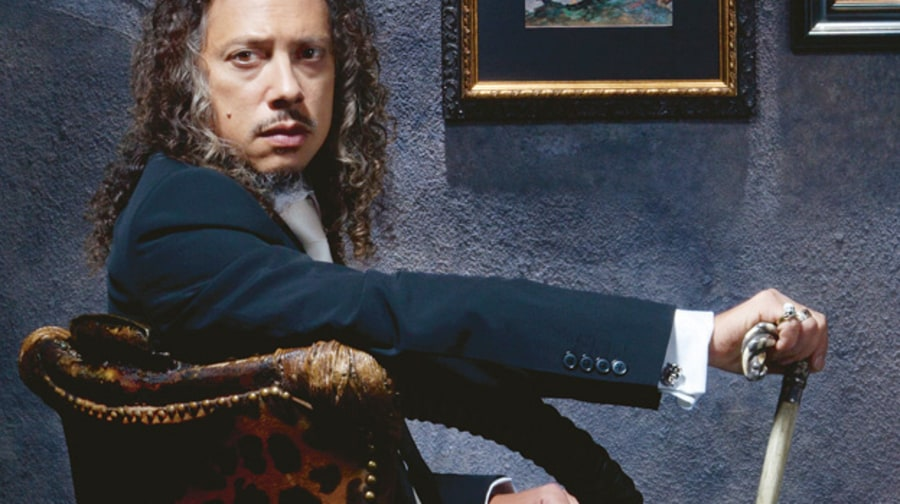 Inside Metallica Guitarist Kirk Hammett's 'Horror Business'