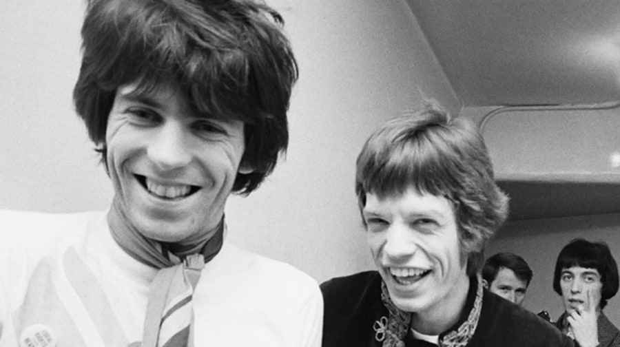Glimmer Twins and House Fires: Inside 'Rolling Stones 50'