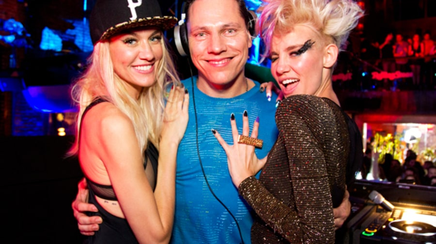 Tiesto and Nervo Light Up Rolling Stone's Top 25 DJs Party